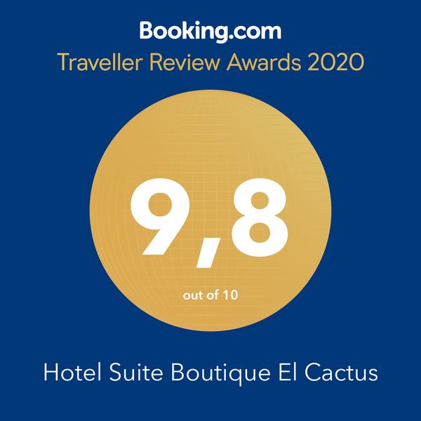 Booking Traveller Awars 2020